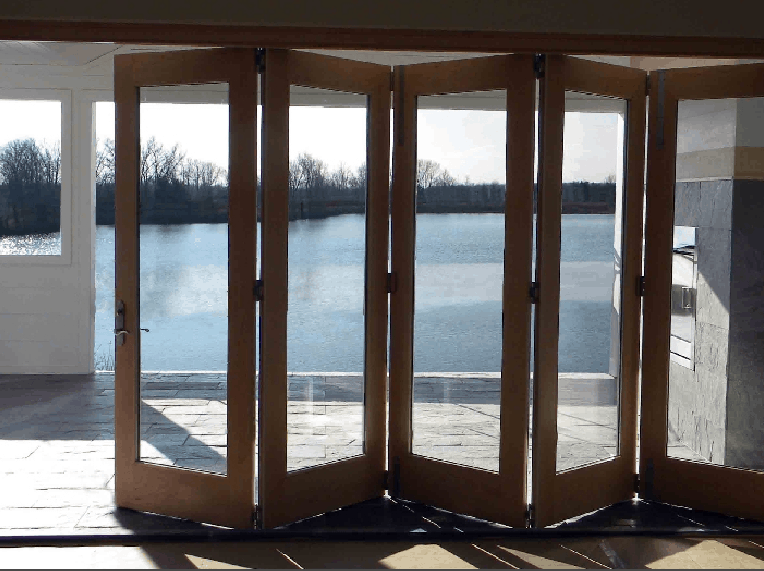 synergy bi-folding doors