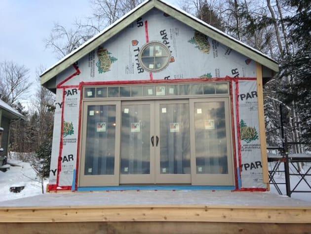andersen window and door installation