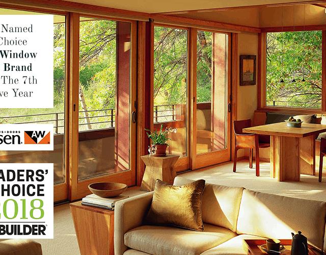 mwdc blog andersen wins readers choice greenest windows and doors