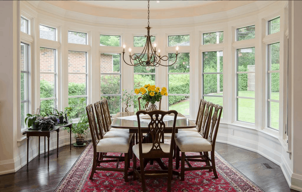 ostaco dining room windows