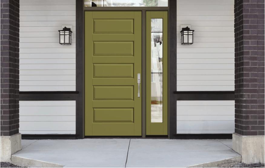 ostaco wooden door