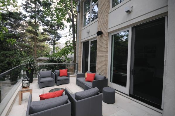 phantom patio screen